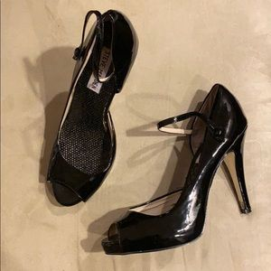 Patent Leather Steve Madden Heels